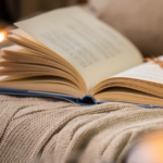 mental wellbeing - reading a book